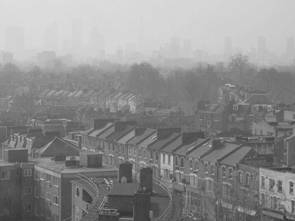 air pollution walkable london
