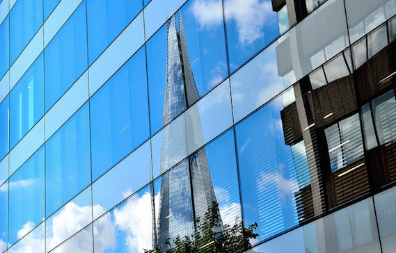 alternative london architecture the shard